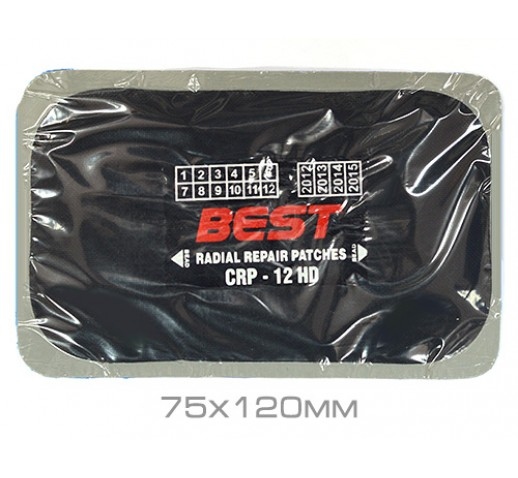 Кордовый пластырь Bestpatch CRP-12HD