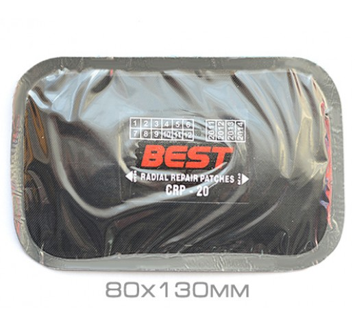 Кордовый пластырь Bestpatch CRP-20