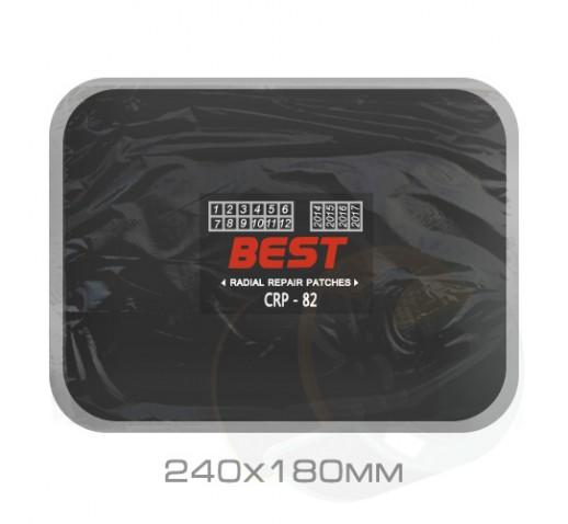 Кордовый пластырь Bestpatch CRP-82
