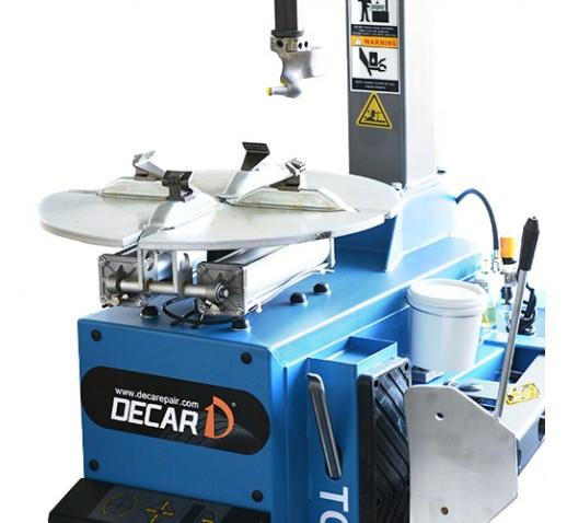 Станок шиномонтажный полуавтоматический DECAR TC900