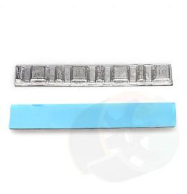 Грузик для балансировки самоклеящийся синий
