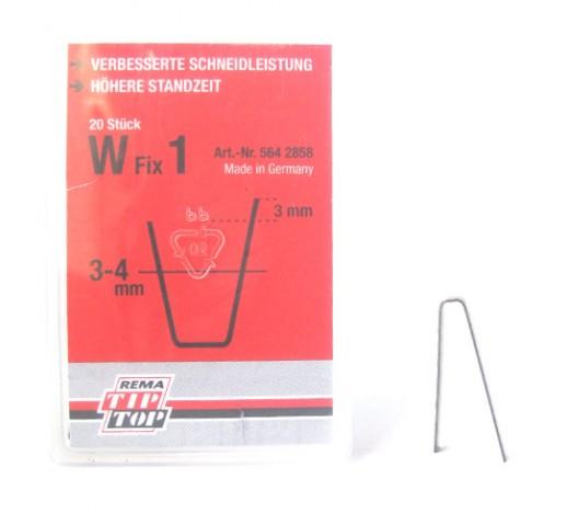 Нож для нарезки протектора W1