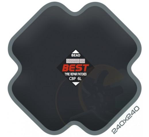 Пластырь диагональный BESTpatch CBP-6