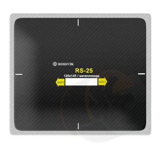 Металлокордовый пластырь RS-25