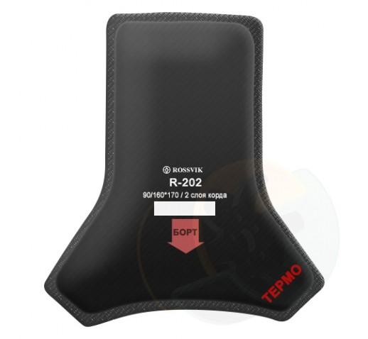 Кордовый пластырь Россвик R-202 термо