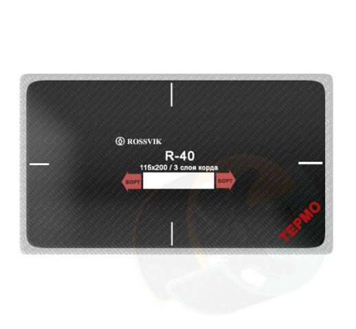 Кордовый пластырь Россвик R-40 термо