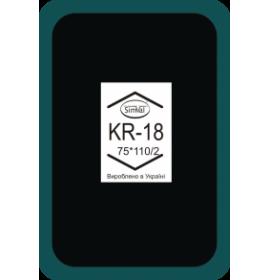 Кордовый пластырь KR18