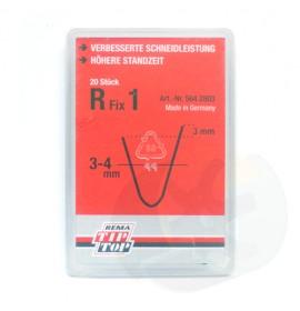 Нож для нарезки протектора R1